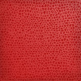Red natural leather texture Royalty Free Stock Image