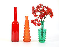 Red Natural Rowan Stock Photography