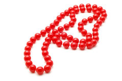 Free Red Necklace Stock Photo - 10235710
