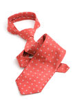 Red necktie Royalty Free Stock Photography
