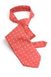 Red necktie Stock Image