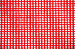 Red Net Stock Photography