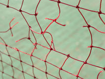 Red net rip Stock Images