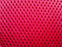 Red net texture Stock Images