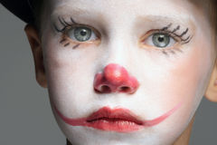 Red nose Royalty Free Stock Photo