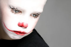 Red nose Royalty Free Stock Images