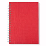Red Note Book Stock Photos