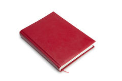 The Red Notebook Royalty Free Stock Photos