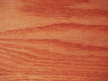 Red oak wood background Stock Image