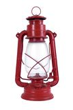 Red oil lamp Stock Image