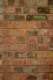 Red old brick wall Stock Image
