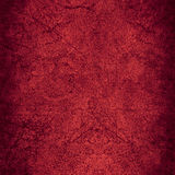 Red old rust metal plate background Royalty Free Stock Photos