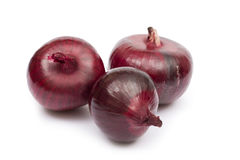 Red onion Royalty Free Stock Image