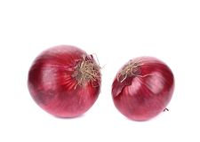 Red onion. Stock Image