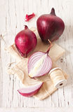 Red onion. Stock Photo