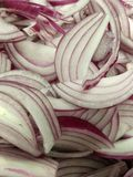 red onion slice juicy stock photos