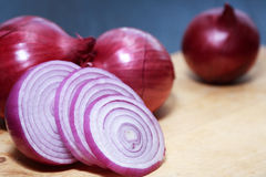 Red Onion Stock Photos