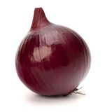 Red onion tuber Royalty Free Stock Photography