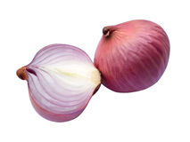 Free Red Onions Royalty Free Stock Photography - 45792597