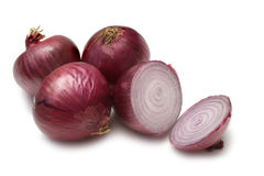 Free Red Onions Royalty Free Stock Photography - 9798787