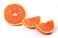 Red orange Stock Image