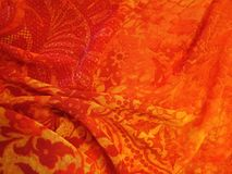 Beautiful different colors fabric texture Royalty Free Stock Photo