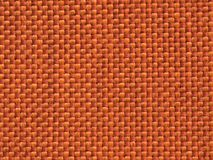 Red and orange Fabric texture background. - Image royalty free stock photo