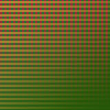 Red Orange Green Grid Stock Image