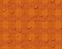 Red orange grunge  vintage pattern wallpaper Stock Photos