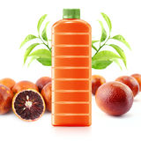 Red Orange juice Royalty Free Stock Photos