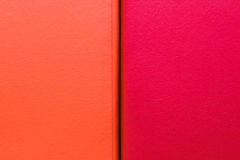 Red and orange leather Royalty Free Stock Images