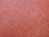 Red-orange mixed abstract fabric texture background. Red-orange mixed tone abstract fabric texture background Stock Photography