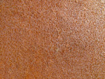 Red orange old rusty surface. Orange old rusty texture, wall royalty free stock photo