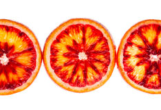 Red orange Stock Image