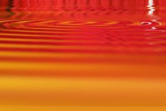 Red, orange and yellow stock photography
