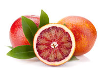 Red oranges Royalty Free Stock Image