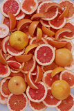 Red Oranges Stock Photography