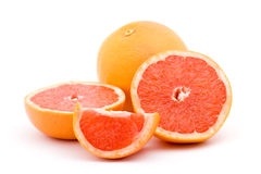 Red oranges fruit Royalty Free Stock Photos