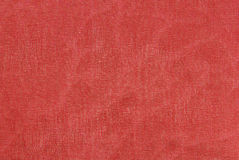 Red organza fabric texture Royalty Free Stock Photo