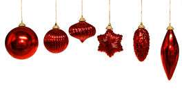 Red Ornament Royalty Free Stock Image