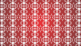 Red ornament background Royalty Free Stock Photography