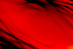 Red overlapping background Stock Photos