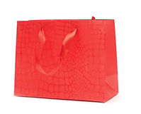 The red package for purchases Stock Images