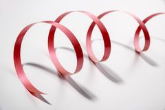 Red package tape Royalty Free Stock Photography