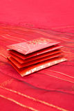 Red packets Royalty Free Stock Photos