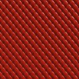 Red padding seamless texture Royalty Free Stock Image