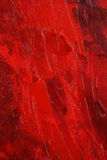 Red paint abstract Royalty Free Stock Photos
