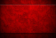Red paint wall background Stock Image