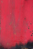 Red painted metal plate Royalty Free Stock Photo