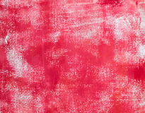 Red painted texture Royalty Free Stock Photo